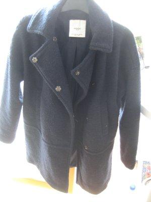 Mantel Mango Casual dunkelblau