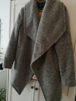 Mantel Manguun Grau Gr.40