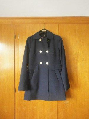 Mantel marineblau