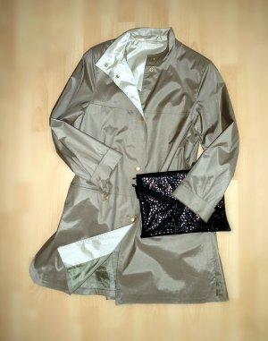 Mantel  metallisch glänzend Gr. 40 - 42