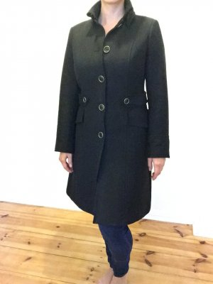 Mexx Frock Coat black mixture fibre