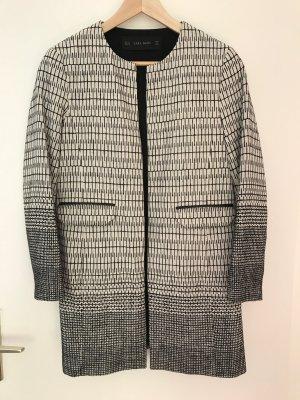 Mantel mit 7/8 Ärmeln von Zara