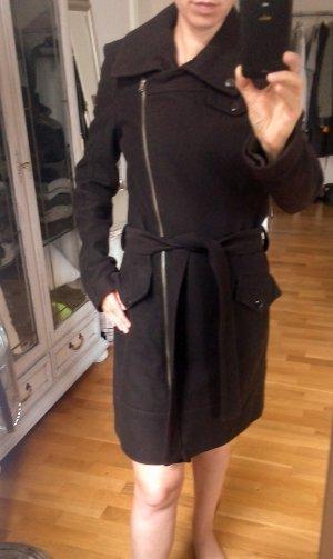 Mantel mit asymetrischem Reißverschluss von Patrizia Pepe