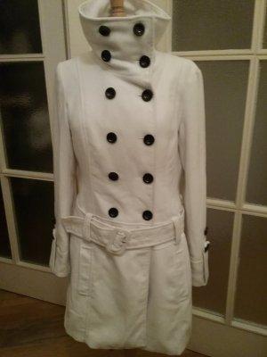 Mantel mit doppelreihiger Knopfleiste 60er Jahre Look Gr.L