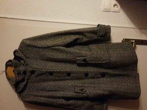 Mantel mit Kapuze Gr.40
