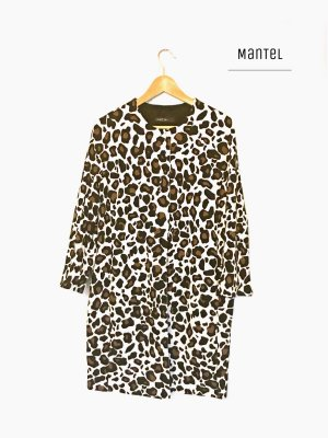 Mantel mit Leo Muster Leoparden Print Animal tropical (NP: 279€) / Marc Cain / 40
