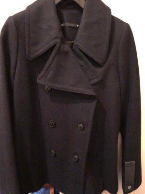 WE Manteau d'hiver bleu foncé