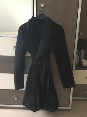 Mantel New Look, schwarz, Gr. 36
