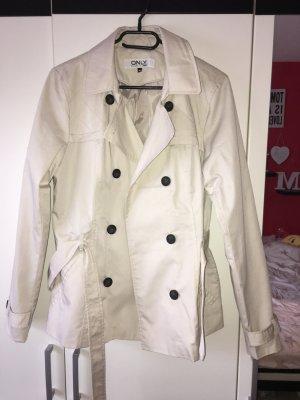 Mantel Only beige in Größe M