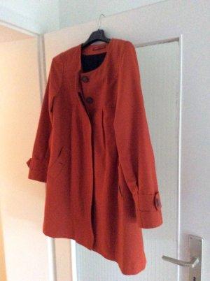 Mantel orange Comptoir de Cotoniers
