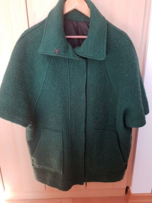 Mantel oversize Wolle