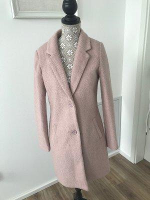 Mantel, rosa, wie neu -