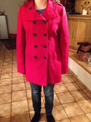 Mantel rot Größe 36/38