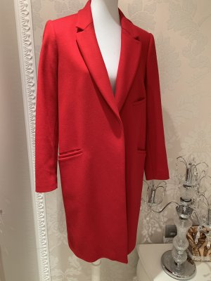 Zara Basic Jas rood