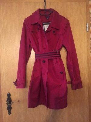 Mantel rot (Tommy Hilfiger)