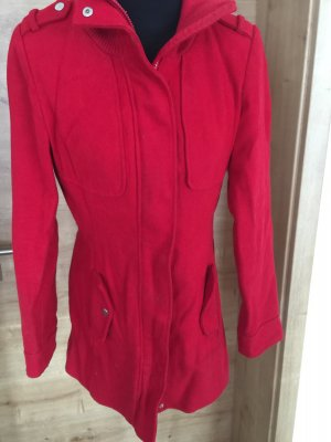 Mantel rot Vero Moda Gr M
