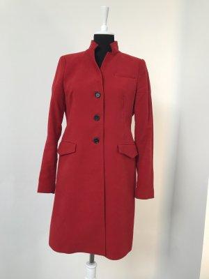Mantel rot ZARA Gr. M