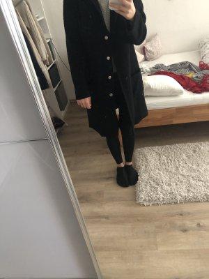 Mavi Fleece Coats black