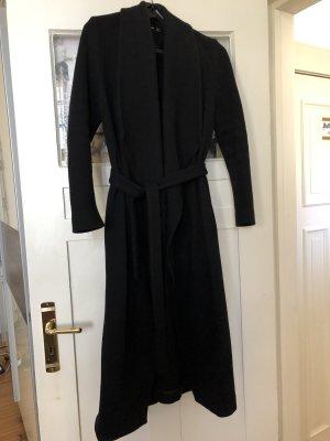 Mantel schwarz 36 Hallhuber