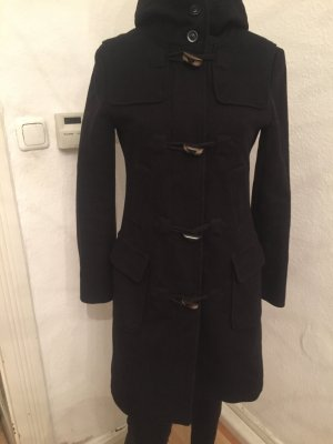 Mantel schwarz (Benetton) Gr.S