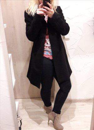 Mantel schwarz Benetton neuwertig