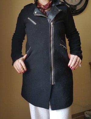 Mantel schwarz gr. 38