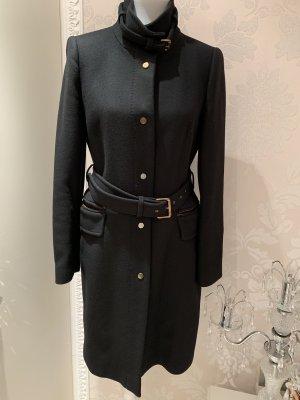 Mantel schwarz grL