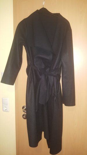 Made in Italy Coat Dress black