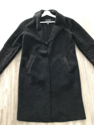 New Look Short Coat black