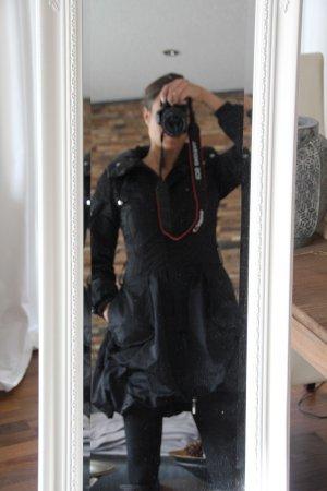 Mantel, schwarz, Sexy Teilchen