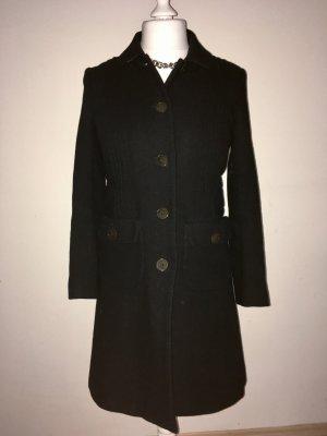 Mantel schwarz von comptoir des cotonniers