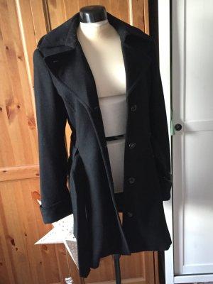 Mantel schwarz von Esprit Grösse 38 M