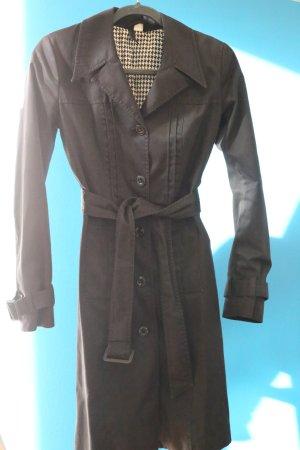 Mantel - schwarz von H & M