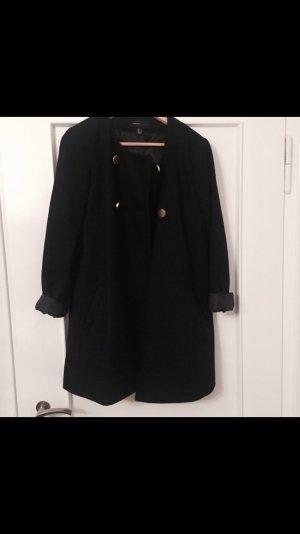 Mantel schwarz von Mango
