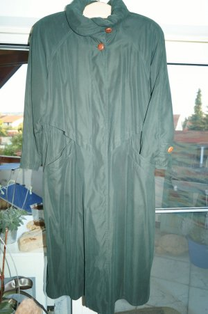 Traditional Dress forest green polyester