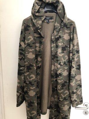Mantel Sweat camouflage Forever 21 Men Unisex Gr. L Neu
