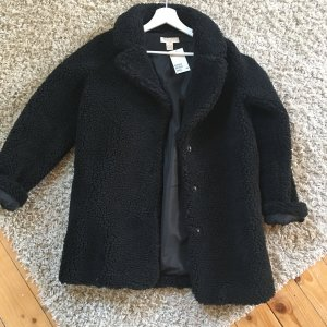 Mantel Teddybärfell - neu mit Etikett