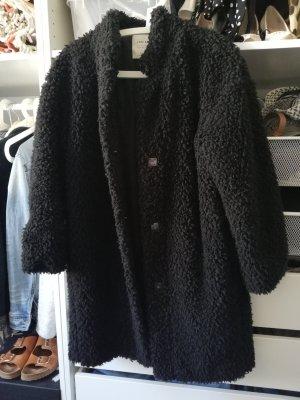 Mantel Teddyfell Zara