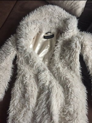 Beaumont Fake Fur Coat multicolored