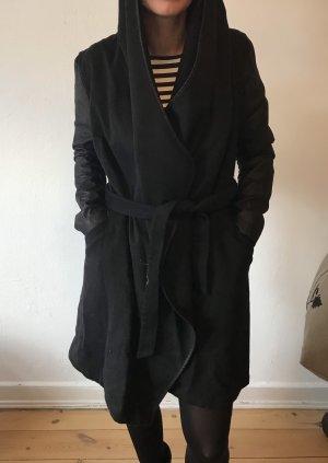 Mantel TIGER OF SWEDEN Lederärmel/ CAPE