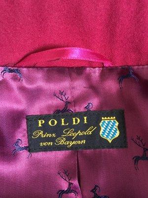 Mantel Tracht Poldi Damen Größe 42 100% Lammswolle