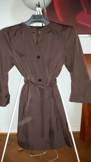 Mantel, trench, braun, Größe 36