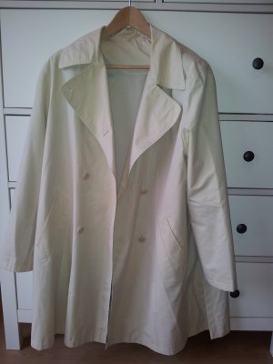 Mantel Trenchcoat beige Walker 40