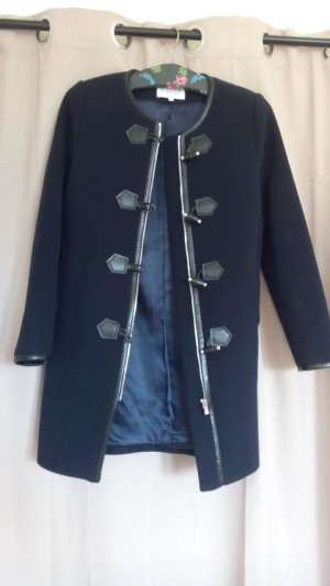 Claudie Pierlot Duffel Coat multicolored wool