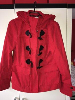 Mantel Vero Moda rot in Größe M
