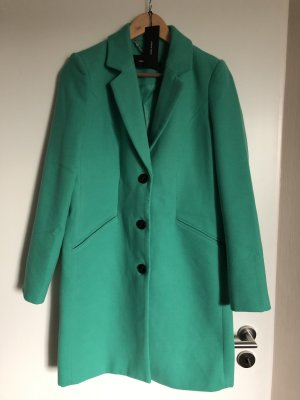 Vero Moda Caban turquoise-vert menthe