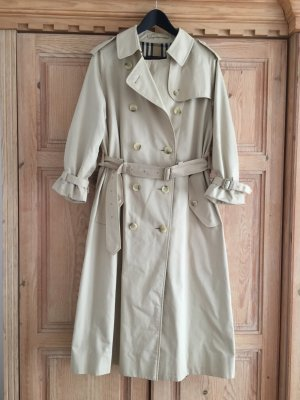 Mantel Vintage Burberry Trenchcoat for Hans Alfred Terner Gr. 42