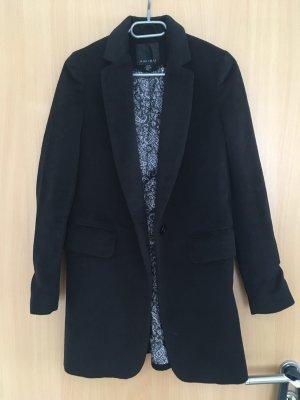 Amisu Cappotto invernale nero