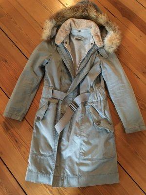 Mantel von CLOSED mit Fleece-Innenjacke