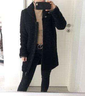 Mantel von Element 36 schwarz